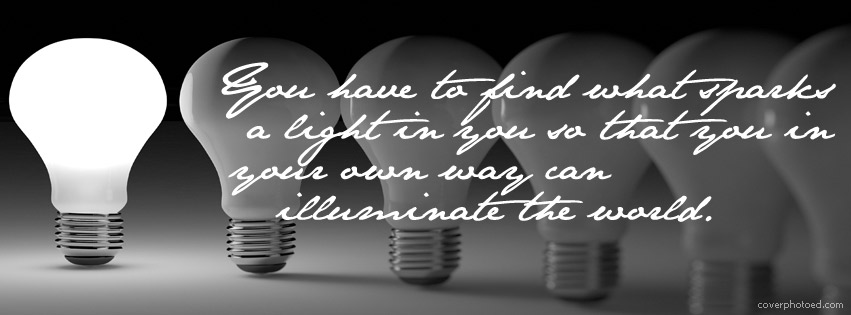 Quotes About Light Bulbs: Fuel Your Light While Embracing Your Dark
